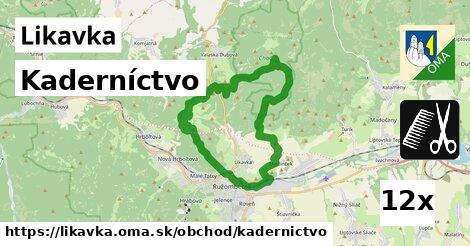 ilustračný obrázok k Kaderníctvo, Likavka