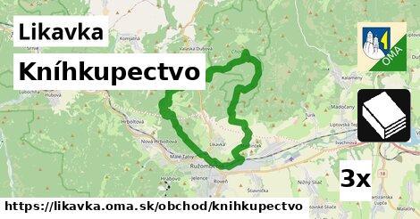 ilustračný obrázok k Kníhkupectvo, Likavka