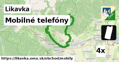 mobilné telefóny v Likavka