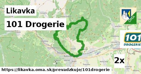 ilustračný obrázok k 101 Drogerie, Likavka
