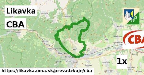 ilustračný obrázok k CBA, Likavka