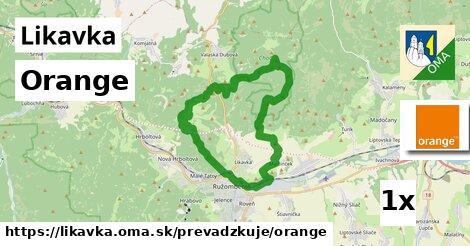 ilustračný obrázok k Orange, Likavka
