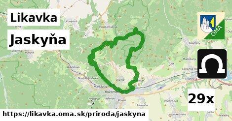 ilustračný obrázok k Jaskyňa, Likavka