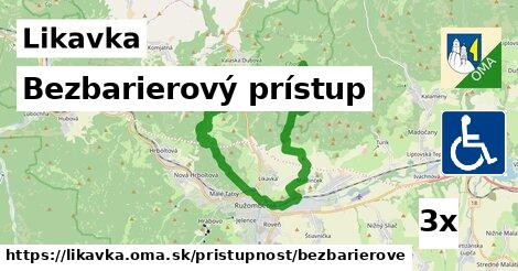 ilustračný obrázok k Bezbarierový prístup, Likavka