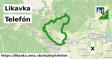 ilustračný obrázok k Telefón, Likavka
