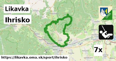 ilustračný obrázok k Ihrisko, Likavka