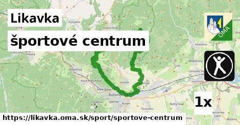 ilustračný obrázok k športové centrum, Likavka