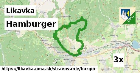 hamburger v Likavka