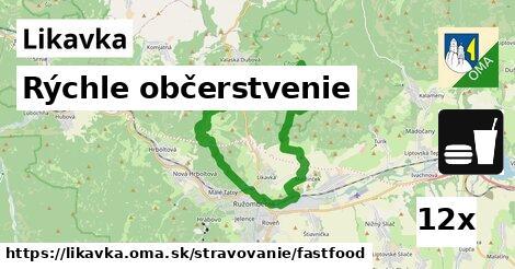 ilustračný obrázok k Rýchle občerstvenie, Likavka
