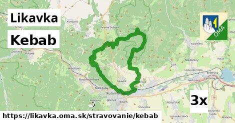 kebab v Likavka