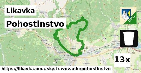 pohostinstvo v Likavka