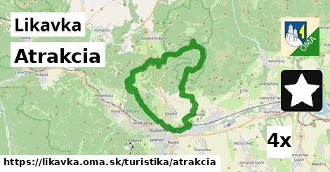 ilustračný obrázok k Atrakcia, Likavka