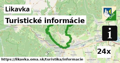 ilustračný obrázok k Turistické informácie, Likavka