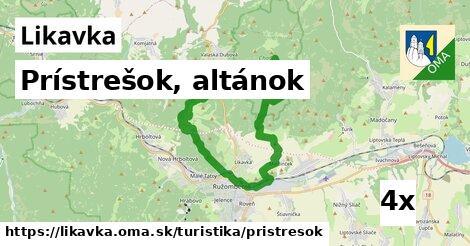 ilustračný obrázok k Prístrešok, altánok, Likavka