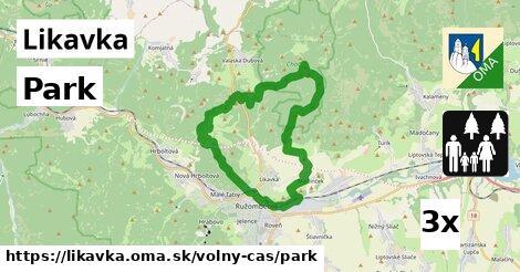 ilustračný obrázok k Park, Likavka