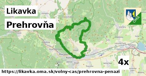 ilustračný obrázok k Prehrovňa, Likavka
