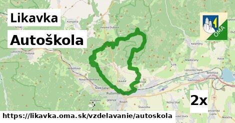 ilustračný obrázok k Autoškola, Likavka