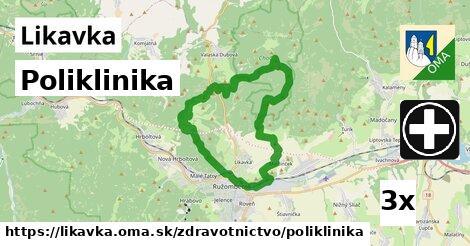 ilustračný obrázok k Poliklinika, Likavka