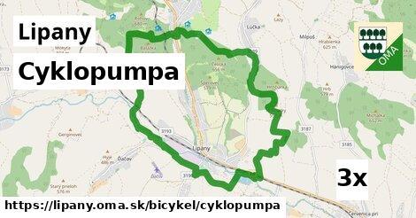 cyklopumpa v Lipany