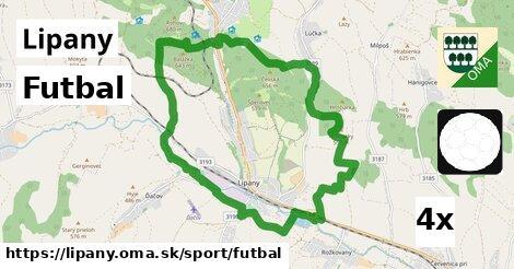 futbal v Lipany