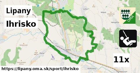 ihrisko v Lipany
