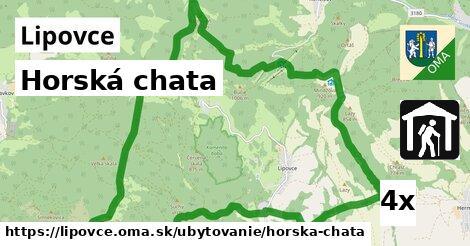ilustračný obrázok k Horská chata, Lipovce