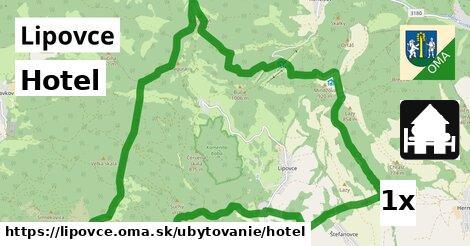hotel v Lipovce