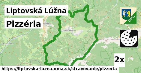 ilustračný obrázok k Pizzéria, Liptovská Lúžna