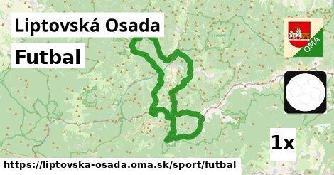 ilustračný obrázok k Futbal, Liptovská Osada