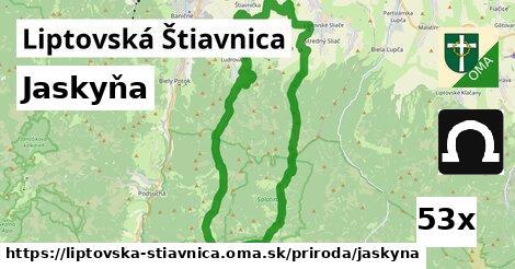 jaskyňa v Liptovská Štiavnica