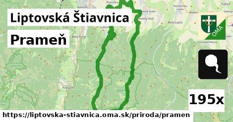 ilustračný obrázok k Prameň, Liptovská Štiavnica