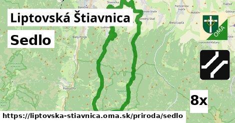 ilustračný obrázok k Sedlo, Liptovská Štiavnica