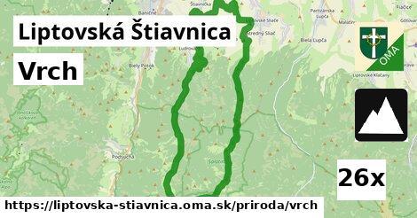 ilustračný obrázok k Vrch, Liptovská Štiavnica