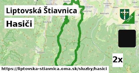 ilustračný obrázok k Hasiči, Liptovská Štiavnica