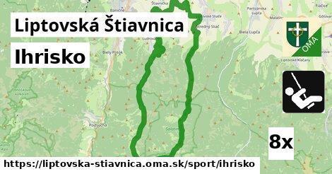 ilustračný obrázok k Ihrisko, Liptovská Štiavnica