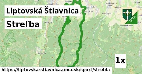 ilustračný obrázok k Streľba, Liptovská Štiavnica