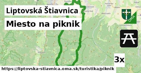 ilustračný obrázok k Miesto na piknik, Liptovská Štiavnica