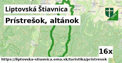 ilustračný obrázok k Prístrešok, altánok, Liptovská Štiavnica