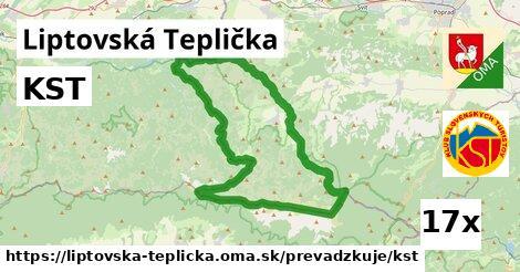 KST v Liptovská Teplička