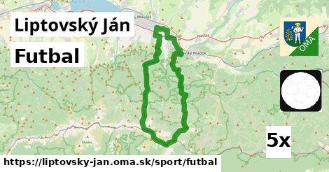 futbal v Liptovský Ján