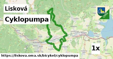 ilustračný obrázok k Cyklopumpa, Lisková