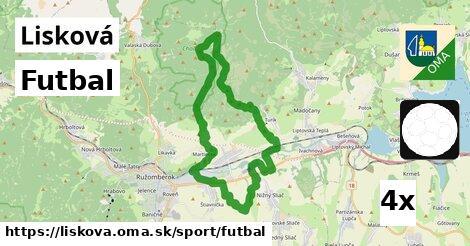 ilustračný obrázok k Futbal, Lisková