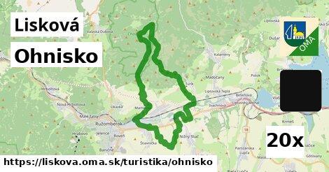ilustračný obrázok k Ohnisko, Lisková