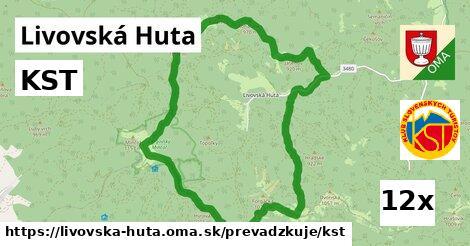 KST v Livovská Huta