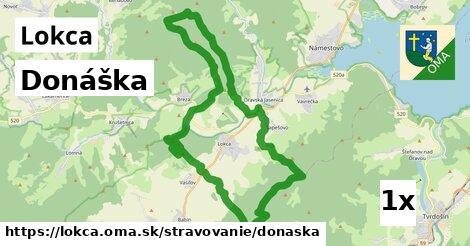 ilustračný obrázok k Donáška, Lokca