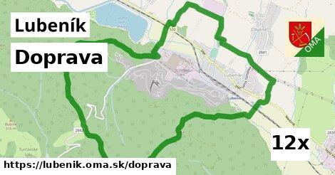 doprava v Lubeník