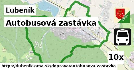 ilustračný obrázok k Autobusová zastávka, Lubeník