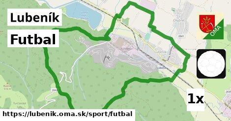 ilustračný obrázok k Futbal, Lubeník