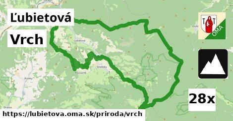 vrch v Ľubietová