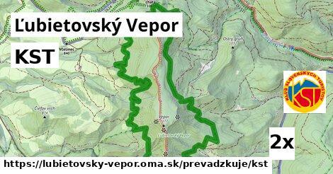 KST v Ľubietovský Vepor